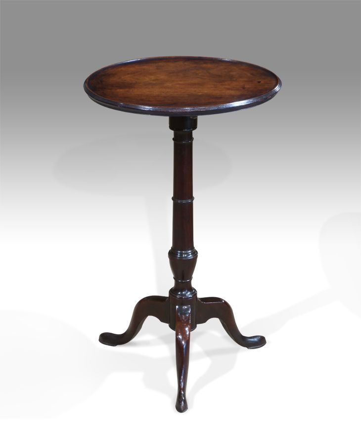 Superb Small Antique Round Table