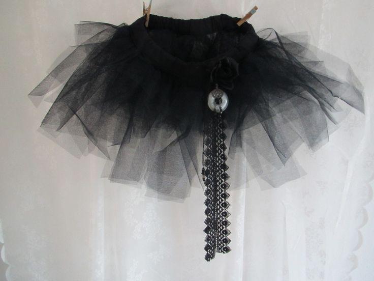 Black tutu / Zwarte tutu // VAN BRITT