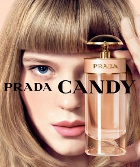 My favorite Prada Candy perfume is getting a remix, I can't wait until this gets released.  Adorable shorts by Wes Anderson to celebrate!