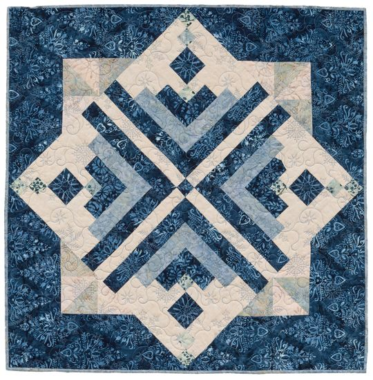 Block-Buster Quilts – I Love Log Cabins – 16 Quilts from an All-Time Favorite Block