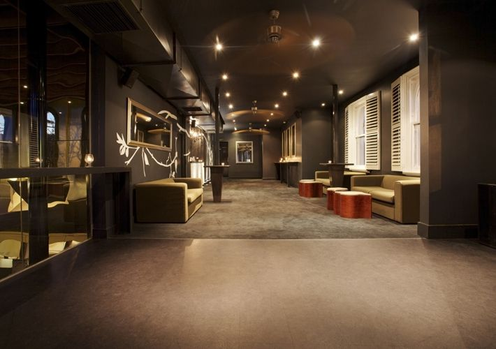 Overlooking the ground floor of the venue and with views out to bustling Chapel Street, The Mezzanine has that wow factor!  It comes complete with a private bar, dance floor, DJ booth, large projector screen and private bathroom facilities.