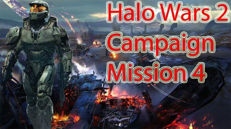 Halo Wars 2 Campaign | Mission 4
