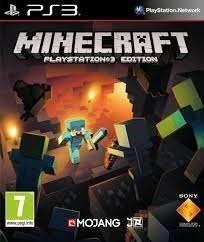 Minecraft [Elektronisk resurs] ... TV-spel för Play Station 3. Från 7 år och uppåt.