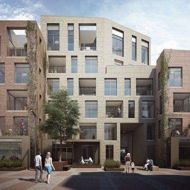 Alison Brooks Architects' Severn Place