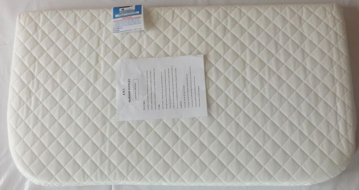 Deluxe Crib Mattress for Babybay Original Co-Sleeper Bedside Crib