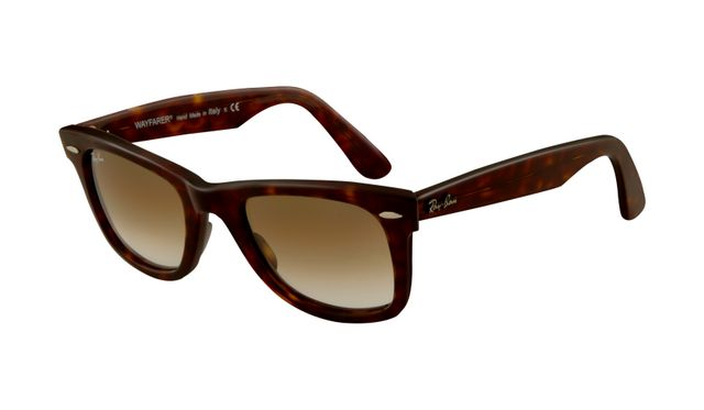 6e7059454d Ray Ban RB2140 Wayfarer Sunglasses Tortoise Frame Crystal Brown Lens
