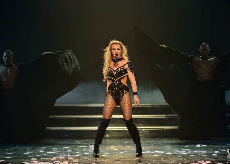 Britney Spears' Best Performance Outfits, Ranked