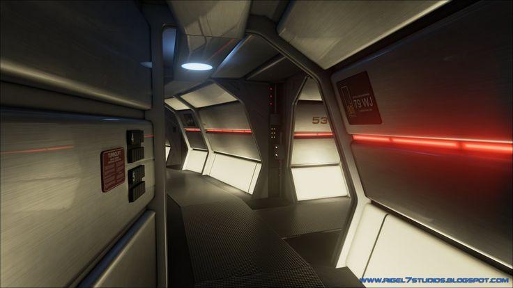 Noticias de Star Trek Febrero 2009 - Star Trek News |Uss Enterprise Corridors