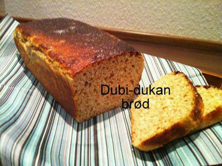 Dubi-dukan brød
