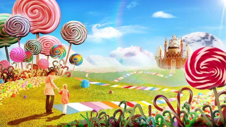 candyland desktop wallpaper candyland desktop wallpaper
