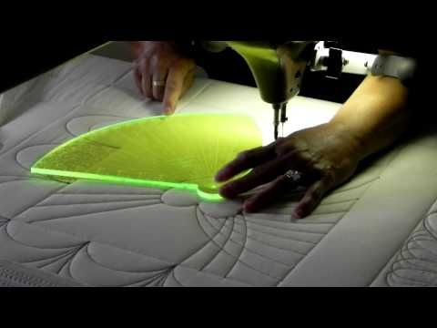 46 best longarm quilting tools images on pinterest longarm longarm quilting with the linda maes rays gadget pronofoot35fo Images
