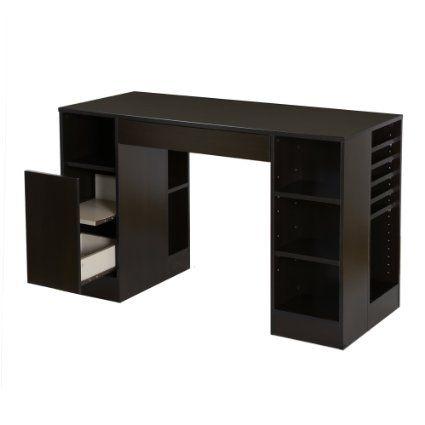 crafts craft tables and tables on pinterest. Black Bedroom Furniture Sets. Home Design Ideas