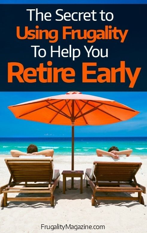 Want to quit the rat race, retire early and never have to worry about money…