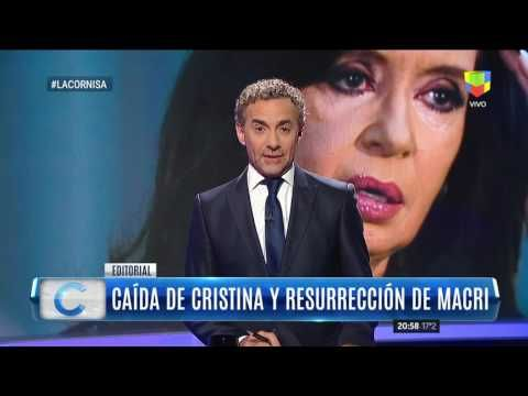 La cornisa 16/04/2017 Programa completo de Luis Majul HD