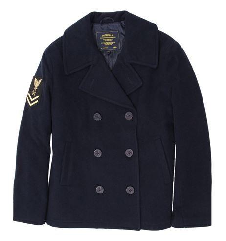 Captain Pea Coat