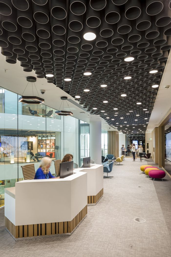 Office Tour: Hammerson U2013 UK Headquarters Offices