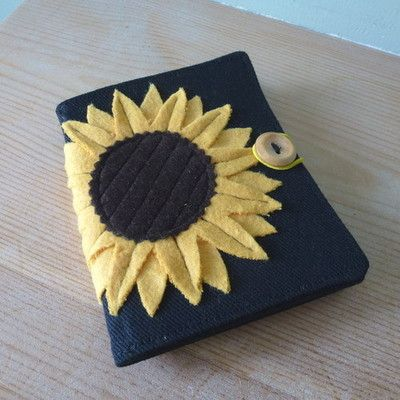 Needle case or book cover