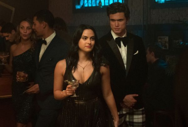 Riverdale Recap Is Archie Already Rolling In The Hay With Someone