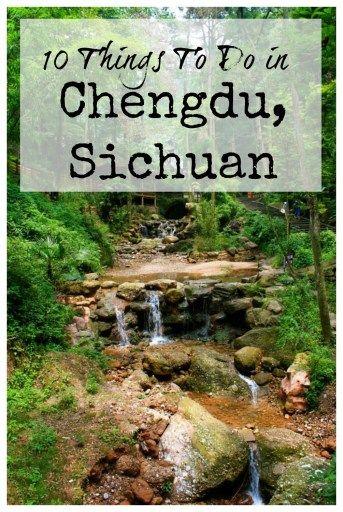 10 Amazing things to do in Chengdu, China!