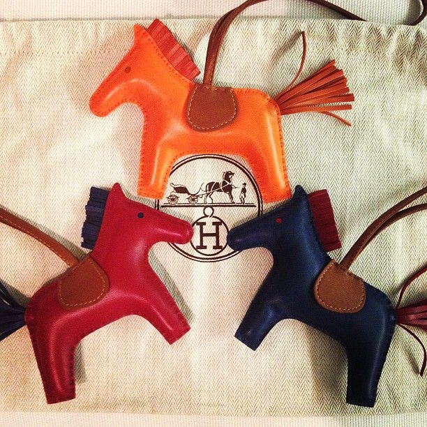 Hermes Rodeo Charms