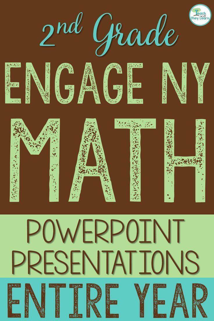 engage ny math eureka math powerpoint presentations 2nd grade