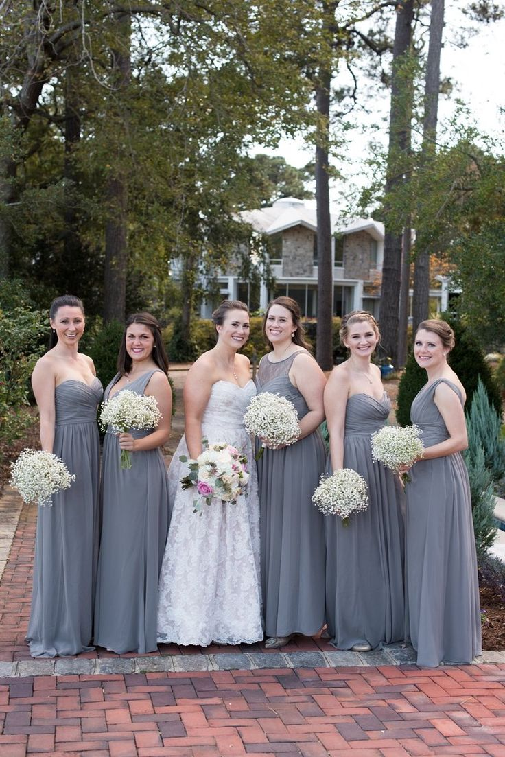 117 best images about hampton roads wedding venues on for Charcoal dresses for weddings