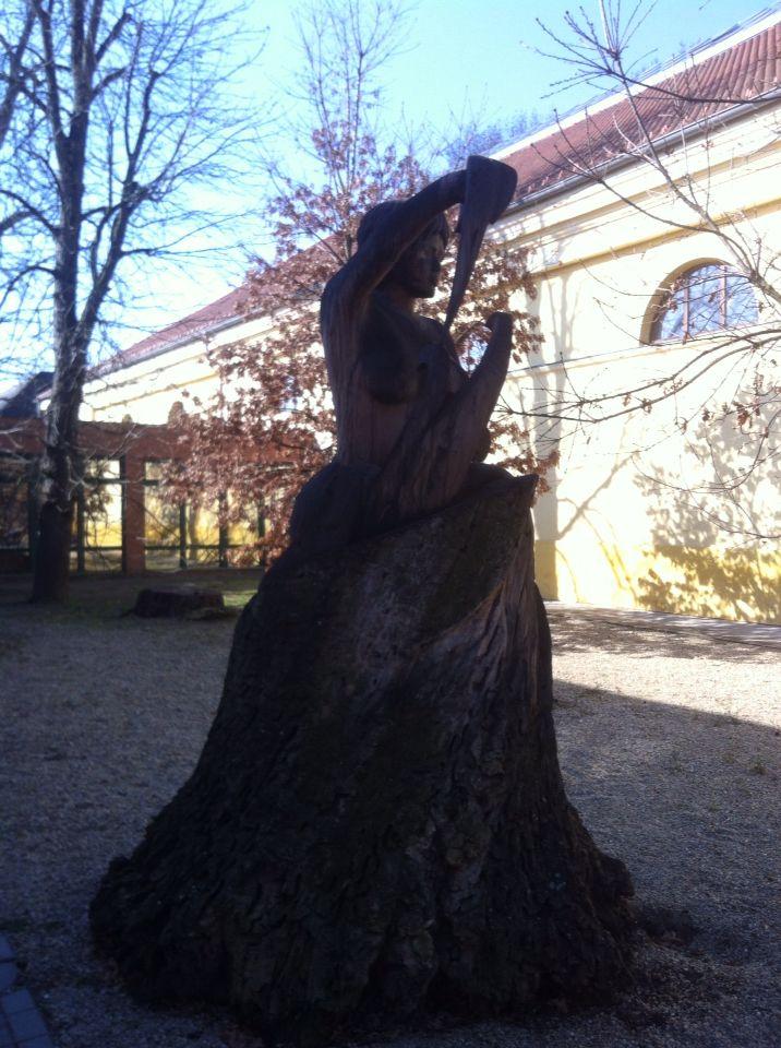 Gyula woodcarving