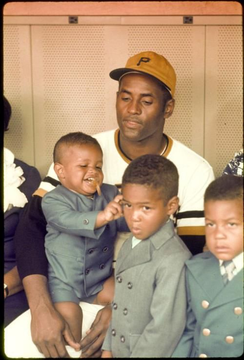 Roberto Clemente - they should all be this good on and off the field