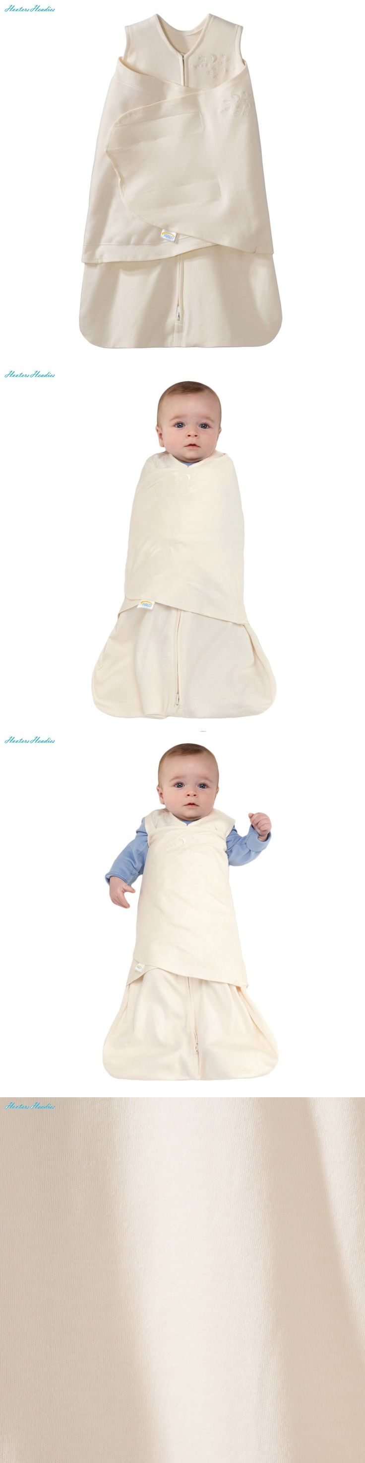 Sleeping Bags and Sleepsacks 100989: Halo Sleepsack 100% Cotton Swaddle, Cream, Small -> BUY IT NOW ONLY: $38.05 on eBay!