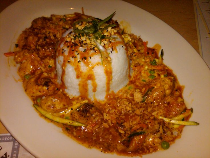 One Of The Best Dishes At Cheesecake Factory