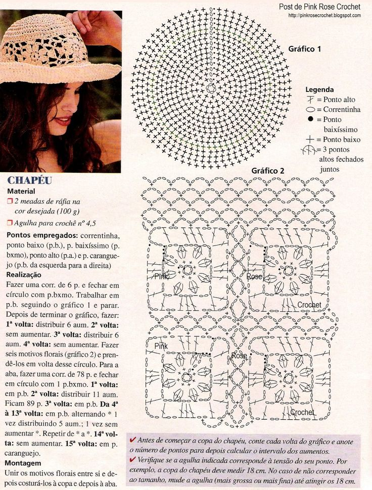 2.bp.blogspot.com -YRbwM0qMtbo UXk5ijLOLDI AAAAAAAAgp4 7poOgGRPGek s1600 Chapeu+de+Croche+Crochet+Hat+Graf.jpg