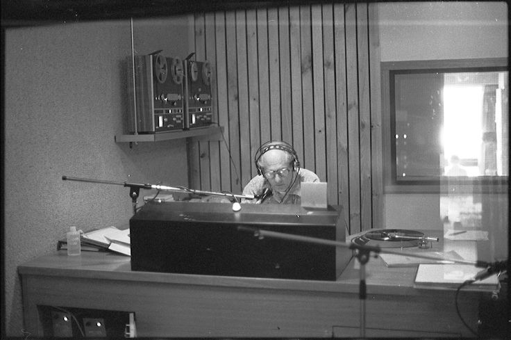 225. On Air in Studio A - October 1977