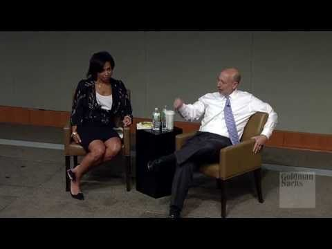 Lloyd Blankfein's Advice to Summer Interns: Goldman Sachs Summer Internship Program 2013