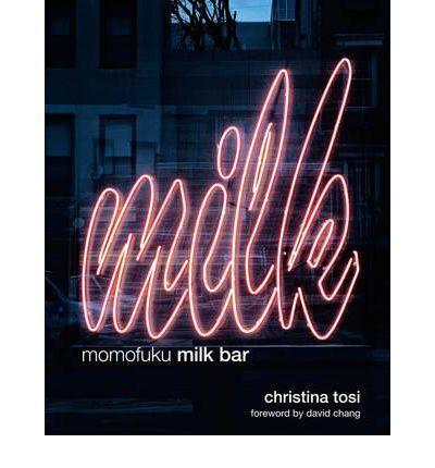 momofuku milk bar cookbook.