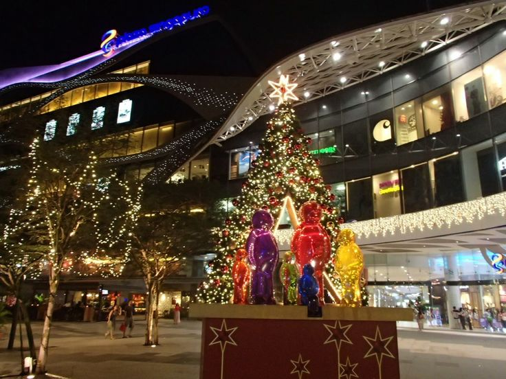 Especial Natal – Cingapura