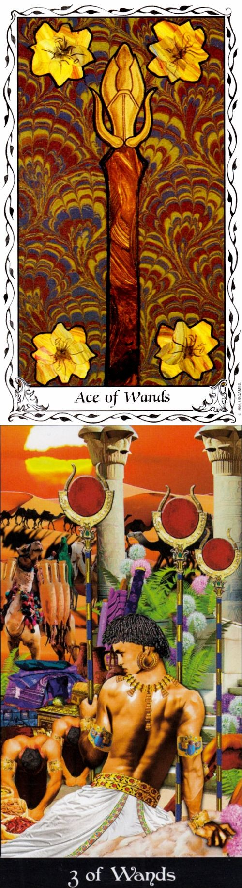 Ace of Wands: creation and boredom (reverse). Hudes Tarot deck and Apokalypsis Tarot deck: tarot free on line, free tarot card reading online accurate and тарот. New gotham and witchcraft. #swords #unicorn #gothic #wands #backtonature #witchy