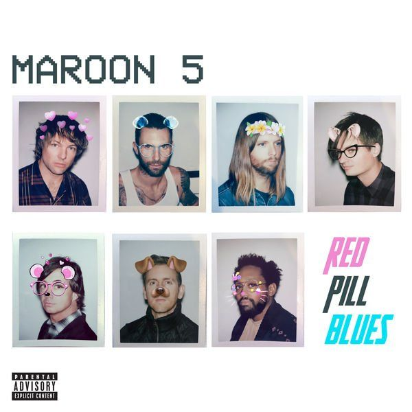 """Listen to """"Whiskey (feat. A$AP Rocky)"""" by Maroon 5 