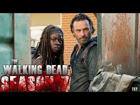 The Walking Dead Season 7 Episode 12 - Say Yes - Video Predictions!