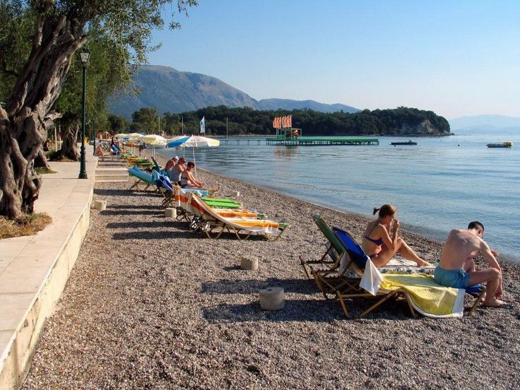Dassia Beach Dassia Corfu Greece