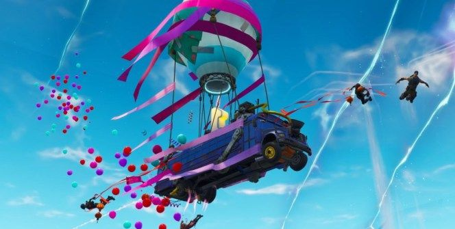 Fortnite Epic Gave A Boost To The Battle Bus Fortnite Battle Epic