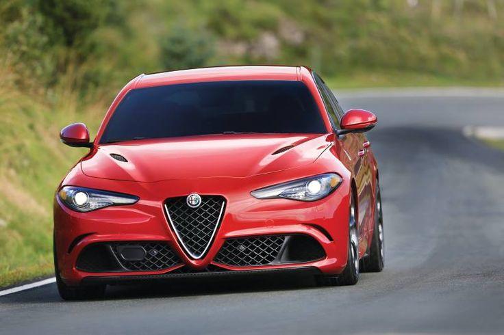 510 koni mechanicznych. 100 km/h w 3.9 sekundy. #Giulia