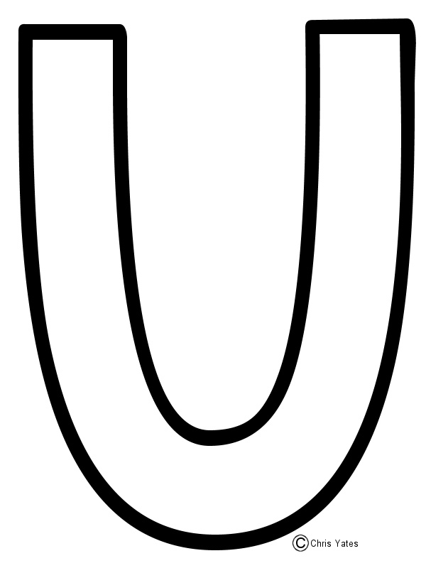 Letter U- U is for underwear. Print pictures of underwear