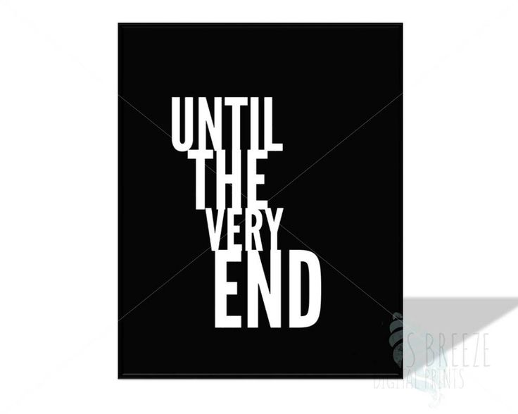 HP Until the very end PRINTABLE fan art,gift for HP fans,nursery wall decor,Harry Potter wall art,magic art,gift for kids printable by NaxosBreezePrints on Etsy https://www.etsy.com/listing/533012323/hp-until-the-very-end-printable-fan