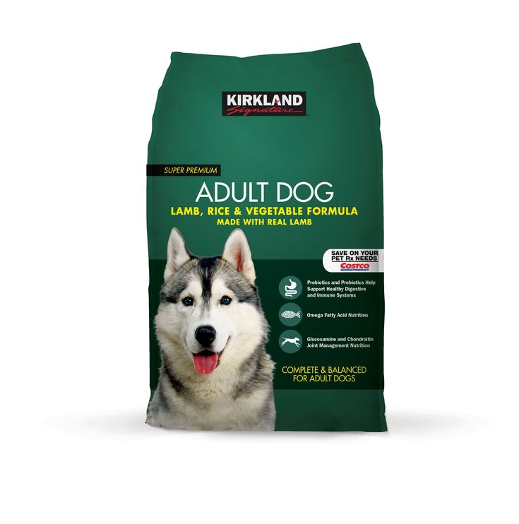 KIRKLAND PUPPY FOOD FEEDING GUIDE