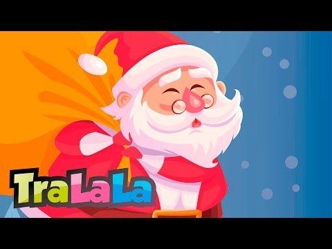 Moș Crăciun cu plete dalbe - Cântece de iarnă pentru copii - YouTube