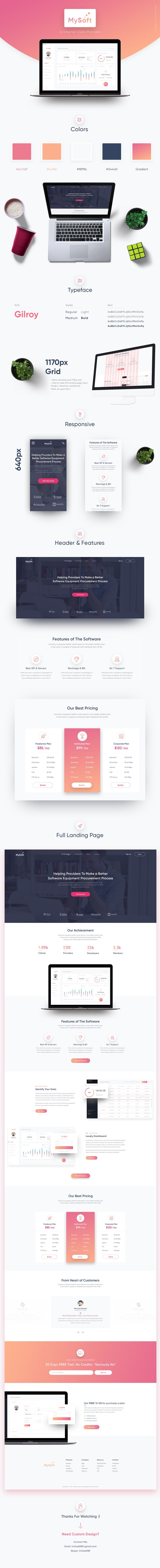 Dashboard_Landing Page