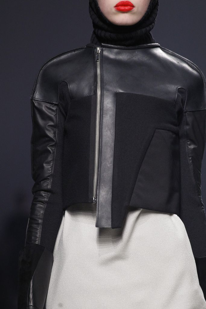 leather details / #MIZUstyle