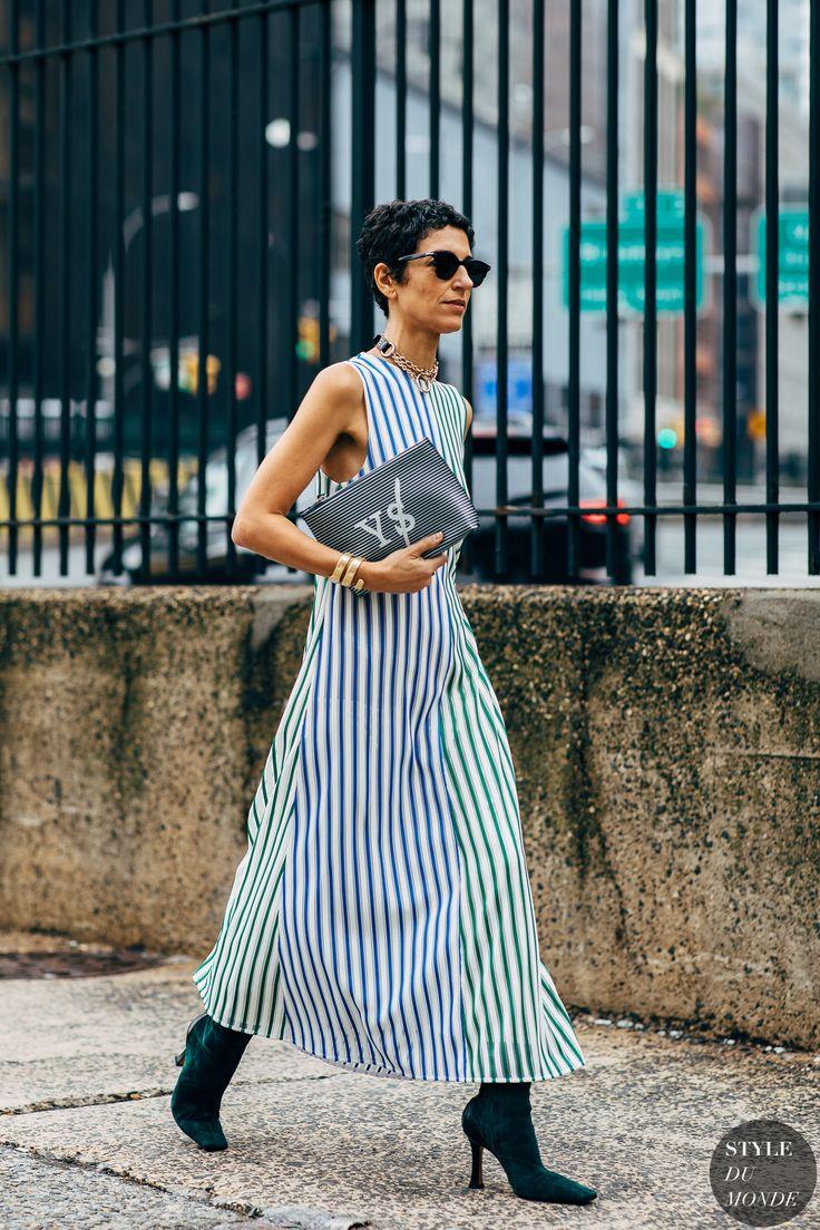 Nueva York SS 2019 Street Style: Yasmin Sewell