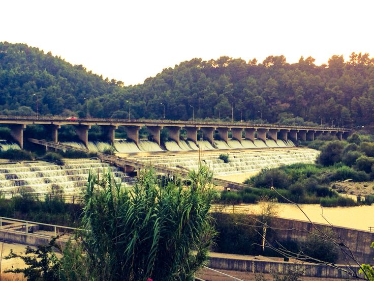 Alfeios Dam