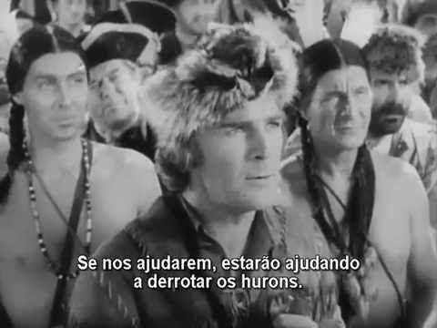 O ÚLTIMO DOS MOICANOS (1936) - filme clássico completo legendado com Randolph Scott - YouTube